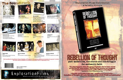 Paladin Pictures Begins Production of Rebellion Of Thought