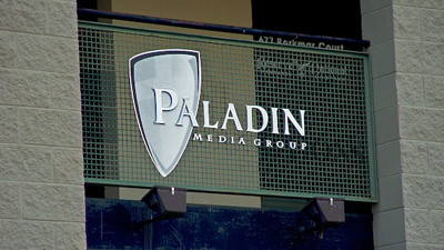 Paladin Pictures Utilizes Region's Creative Talent